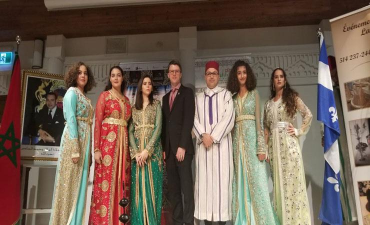 """كندا..''دار المغرب"""" تحتفل بالثقافة المغربية بالكيبيك"""