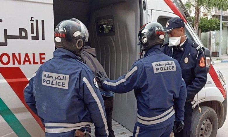 الأمن ينفي وجود عصابات تستهدف الركاب بمحطة ولاد زيان و يوقف صاحب الخبر الزائف